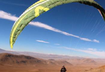Iran paragliding Roadtrip, every april and november month