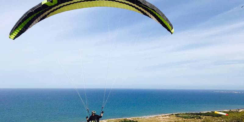 Paragliding in Spain |Alicante paragliding|