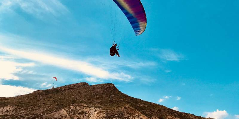 Flying Alicante | Torrevieja paragliding