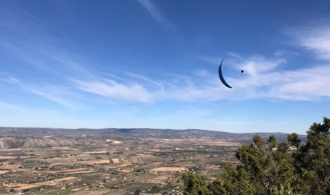 Paragliding Alicante Spain