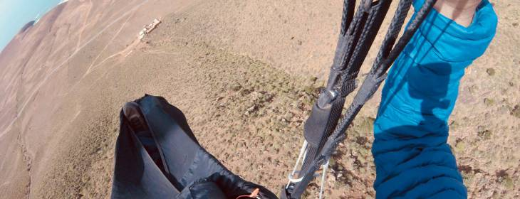 Paragliding Morocco | roadtrip Doyouwanna | february-march 2020