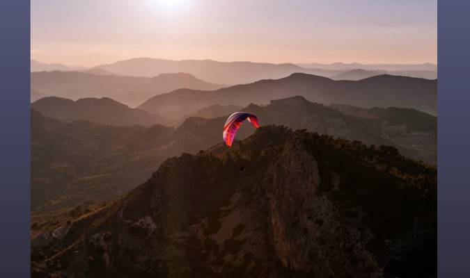 Paragliding Spain Alicante